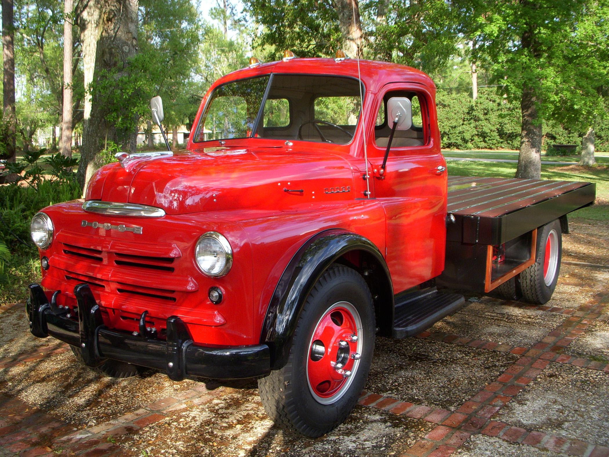 1948 DODGE TRUCK 1948 Dodge – AskAutoExperts.com