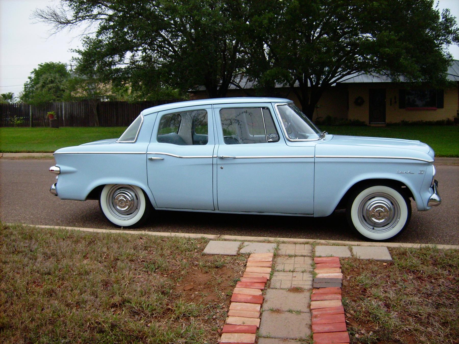 1961 STUDEBAKER LARK 1961 Studebaker Lark – AskAutoExperts.com