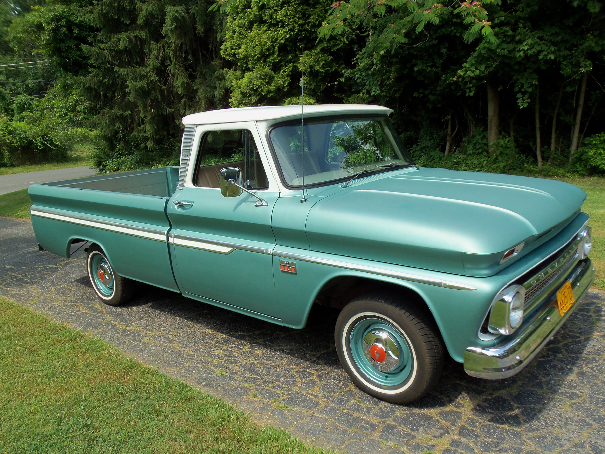 1961 Chevy C10 Pickup Truck Custom Trucks Old For Sale Images