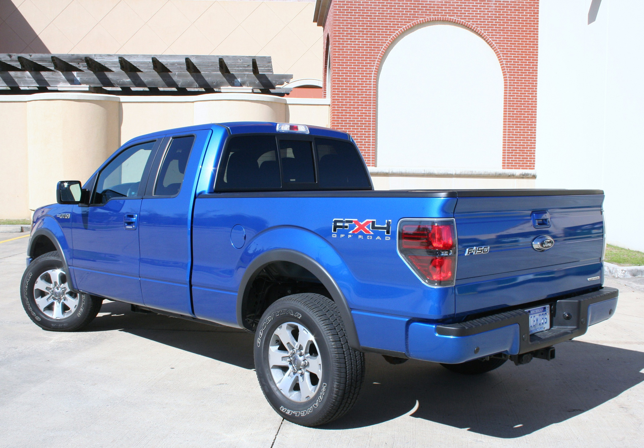 for pickup auction ford supercab sold truck item image