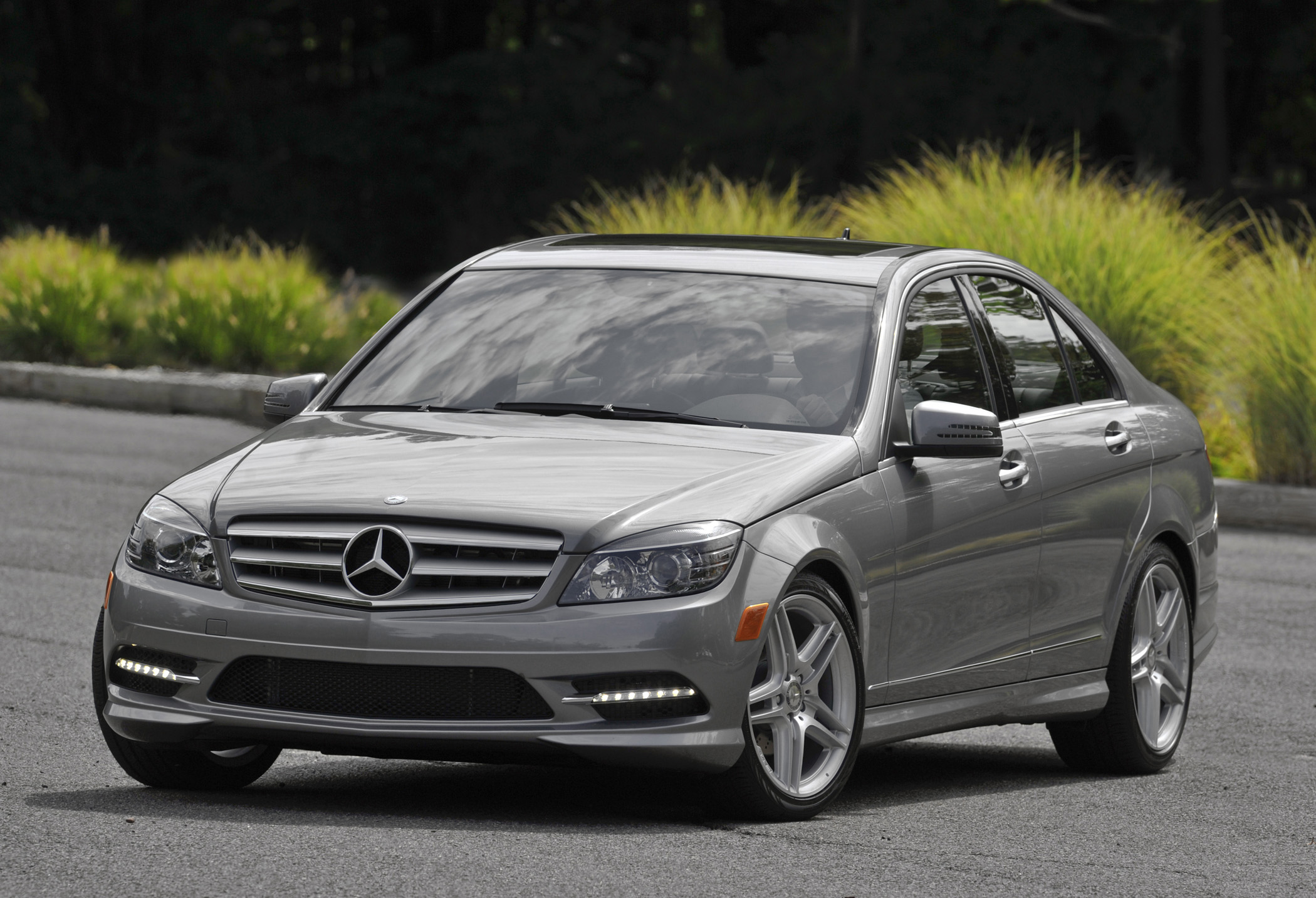 2011 mercedes c-class sedan 2011 mercedes-benz c300 4matic sport